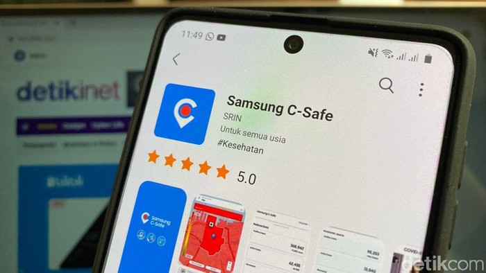 Samsung C-Safe