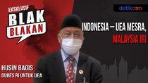Blak-blakan Hubungan Mesra Jokowi-Pangeran UEA