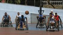 Serunya Turnamen Basket Kursi Roda di Venezuela