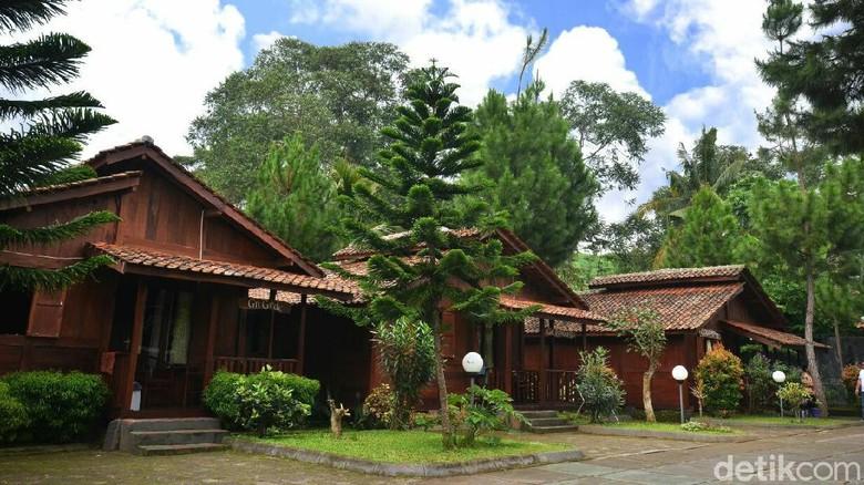 Villa Kampung Gunung Kuningan