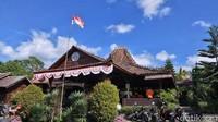 Cuti Bersama Oktober 2020, Villa Kampung Gunung di Kuningan Full Booking