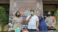 Polisi Amankan Wanita Muda yang Viral Pukuli Seorang Nenek di Kota Malang