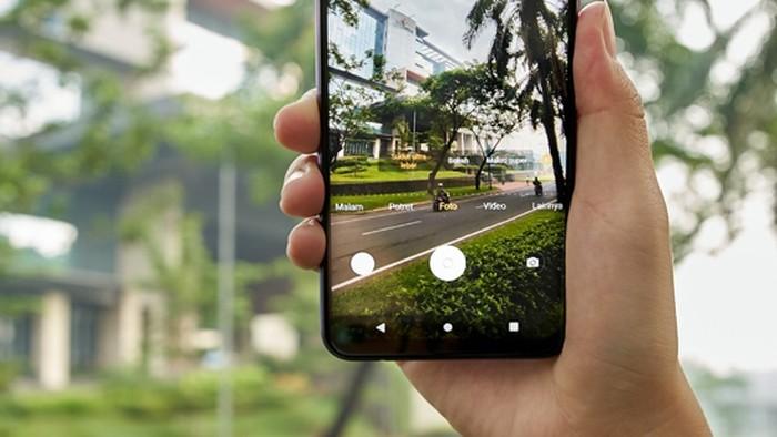 Foto-Video Tetap Fokus & Stabil dengan Motion Autofocus Vivo V20