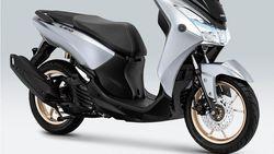 Yamaha Lexi Tampil Makin Elegan dengan Pilihan Warna Putih