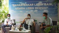 Tekan Polusi, Pertamina Ajak Konsumen Gunakan BBM Sesuai Spek Mesin