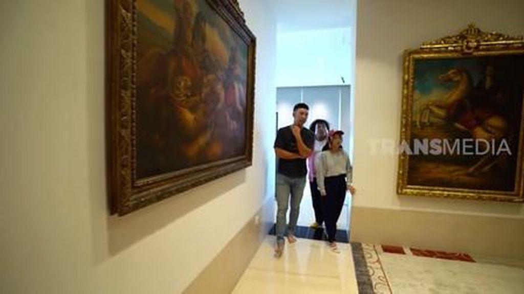 9 Potret Mewahnya Apartemen Suami Nikita Willy, Ada Lukisan Jutaan Dolar