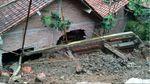 Banjir dan Longsor Terjang Kebumen