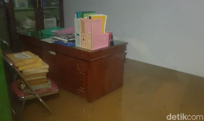 banjir di trenggalek