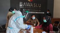 Rapid Test Massal, 21 Orang di Bawaslu Banyuwangi Reaktif
