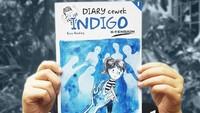 Diary Cewek Indigo Gambar Sosok Tak Kasat Mata Harus Minta Izin
