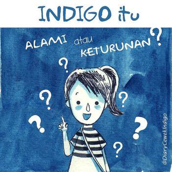 Diary Cewek Indigo