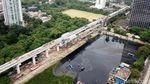 Ditarget Beroperasi 2021, Ini Progres Pembangunan LRT Jabodebek