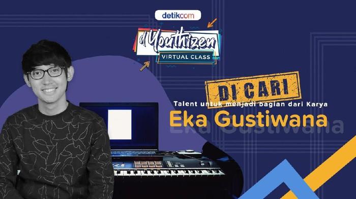 dYouthizen Virtual Class Eka Gustiwana