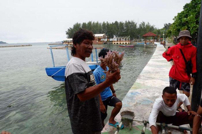 Foto: 5 Keseruan yang Bisa Dilakukan di Pulau Pramuka