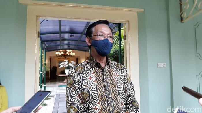 Gubernur DIY, Sri Sultan Hamengku Buwono (HB) X, Selasa (27/10/2020).