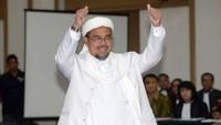 Habib Rizieq Dirawat di RS UMMI Bogor, Masih Diobservasi