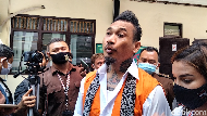 Reaksi Jerinx SID Ditolak Diskusi Bareng IDI