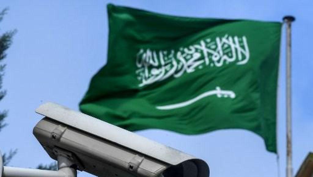 Arab Saudi Tembak Jatuh Target Musuh di Riyadh