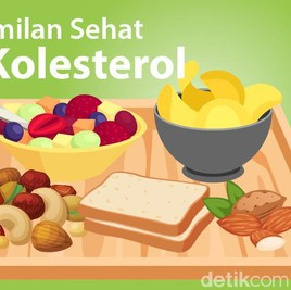 Ingin Ngemil Tapi Takut Kolesterol? Cek di Sini