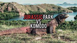 Jurassic Park Vs Komodo