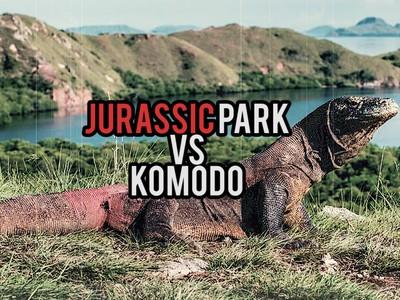 Media Asing Juga Soroti Proyek Jurassic Park TN Komodo