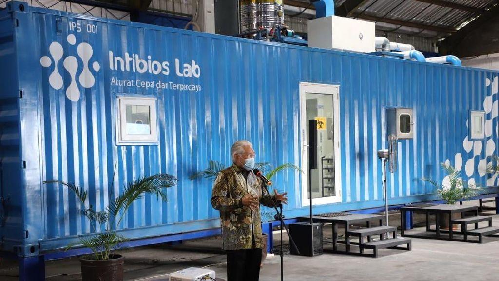 Laboratorium Fokus PCR Test Pertama di Yogyakarta