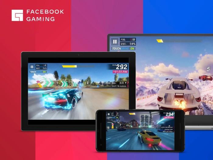 Layanan cloud gaming facebook