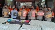 6 Kurir Narkoba Kota Malang Digulung, 703 Ribu Pil Dobel L Disita