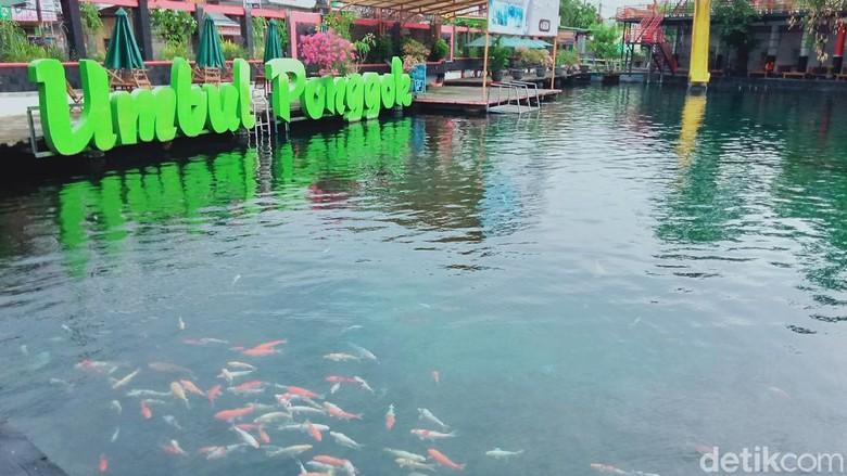 Objek wisata air di Klaten berbenah
