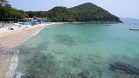 Hong Kong Buka Pantai Lagi