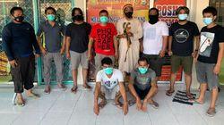 Pesta Miras di Wajo Sulsel Berujung Saling Bacok, 1 Orang Tewas