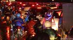 Penampakan Antrean Panjang Kendaraan di Kalimalang Bekasi
