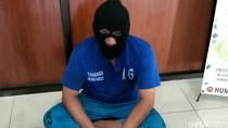 Penampakan Pembunuh Wanita dalam Kamar Hotel di Kudus