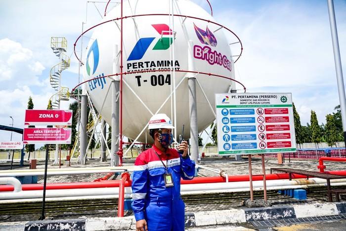 Pertamina MOR II Sumbagsel pastikan penyaluran dan ketersediaan pasokan BBM dan Liquefied Petroleum Gas (LPG) untuk masyarakat dalam kondisi aman.