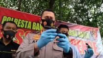 Polisi Ungkap Direktur Perusahaan Miliki Senpi Ilegal: Untuk Bela Diri