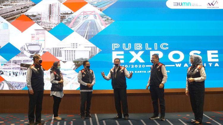 Public Expose Waskita Karya