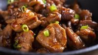 Resep Ayam Fillet Saus Tiram ala Restoran