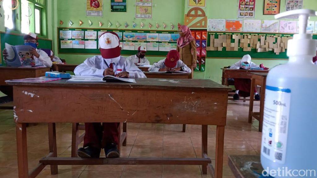 Sekolah Tatap Muka di Probolinggo Mulai Diberlakukan