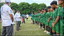 Talenta Muda Sepakbola Pasuruan Jadi Perhatian Gus Ipul