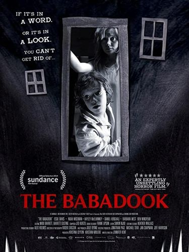 Film horor The Babadook.