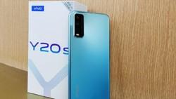 Vivo Y20s, HP Harga Terjangkau dengan Spesifikasi Mumpuni