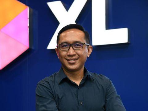 Direktur XL Axiata Budi Pramantika