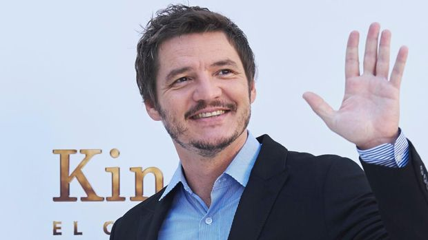 MADRID, SPAIN - SEPTEMBER 20:  Actor Pedro Pascal attends 'Kingsman: El Circulo De Oro' photocall at the Palacio de los Duques Hotel on September 20, 2017 in Madrid, Spain.  (Photo by Carlos Alvarez/Getty Images)
