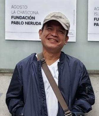 Afnan Malay, pencipta Sumpah Mahasiswa. (Dok Pribadi)