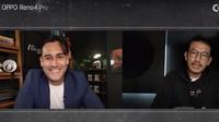 Arifin Putra Jadi Host Program soal Film, Direkam Cuma Pakai Ponsel!