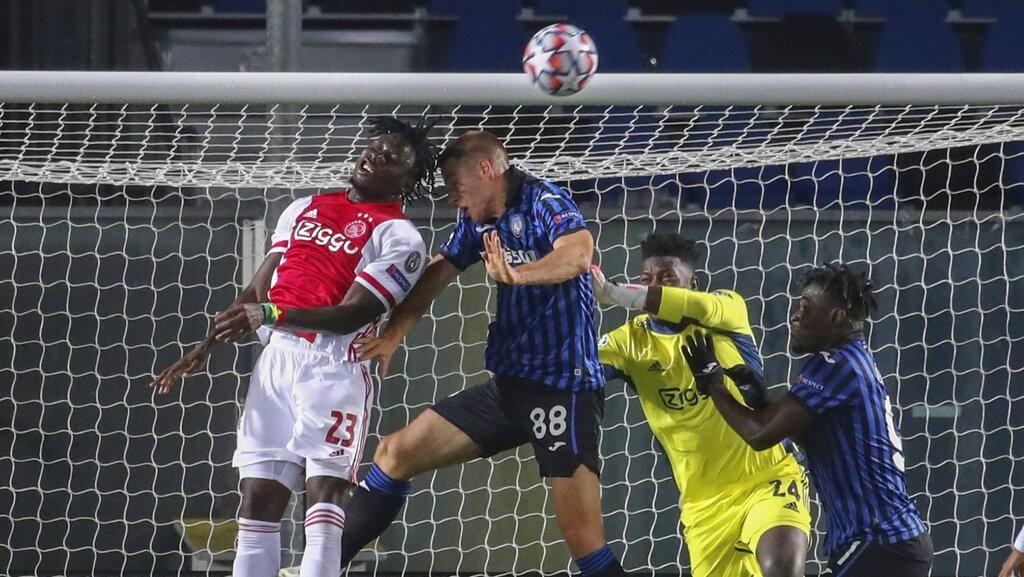 Atalanta Vs Ajax Selesai 2-2