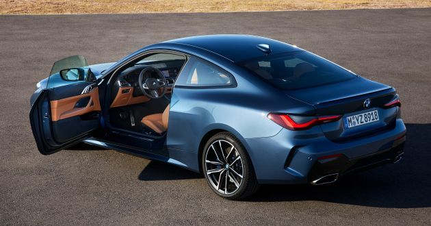 BMW Seri 4 2021