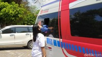 Cuti Bersama, Turis Candi Borobudur Dites COVID-19 Secara Acak