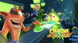 Baru Seminggu Rilis, Crash Bandicoot: On The Run Raup Rp 10,1 Miliar