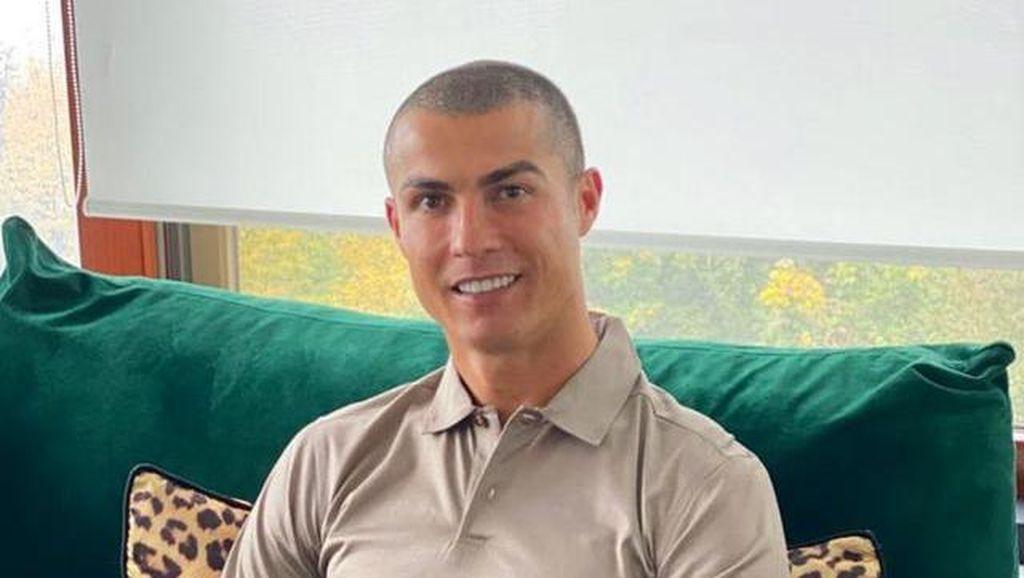 Cristiano Ronaldo Kesal sama Hasil Tes COVID-19, Sampai Bilang Gini